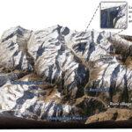 Rishiganga river valley landslide