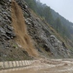 Landslides have been the norm due to climate change