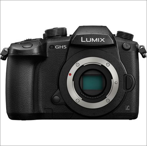 Panasonic Unveils the GH5 mirrorless camera