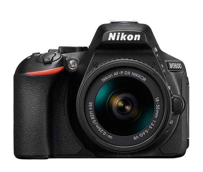 Nikon launches D5600 DSLR