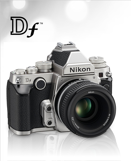 Nikon Goes Retro with Df DSLR without video