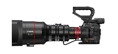 Canon's 8K Cinema Camera, 120MP DSLR & 8K reference display