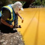 Flint River pollution
