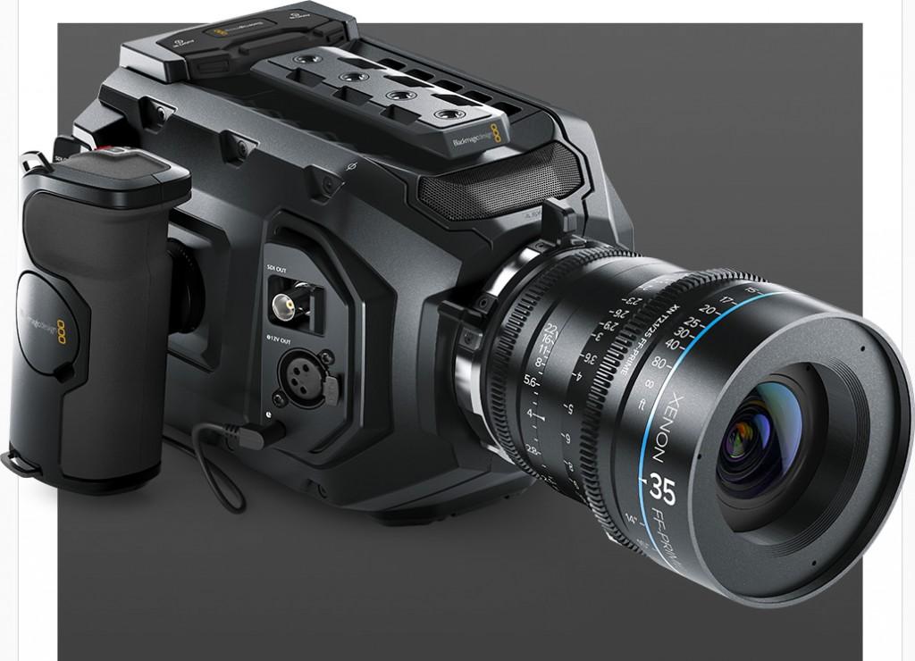 URSA 4.6k camera