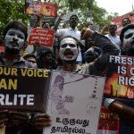 Vedanta Sterlite protests