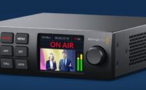 Blackmagic launches Web Presenter 4K Blackmagic has launched Web Presenter 4K, a compact desktop device which helps in webstreaming by taking in any SDI video input. It can use ethernet or work by tethering with […]