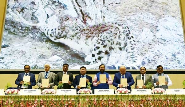 First National Protocol to Enumerate Snow Leopard Population in India Launched In a boost towards protecting and conserving Snow Leopards, Union Minister for Environment, Forest and Climate Change (MoEFCC), Shri Prakash Javadekar launched the First […]