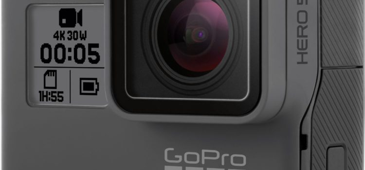 The Go Pro Hero 5 Black has got good audio and has a LCD built-in at the back. Water resistant upto 33 feet and digital image stabilisation will be of help to many people.