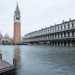 Piazza San marco in venice fooding photo- Royal San marco hotel