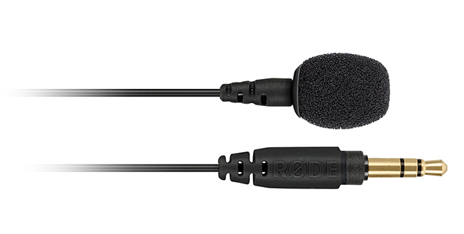 RODE has launched a lavalier GO microphone for budget oriented users