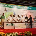 SabyasachPatra award from CM