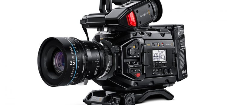 Blackmagic Design Announces New URSA Mini Pro G2 Camera Blackmagic has announced the version 2 of URSA Mini Pro camera and it is badged as URSA Mini Pro G2. According to BMD the G2 has got new electronics, S35 sized […]