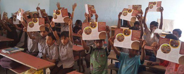 Workshop on Biodiversity Conservation among School Children