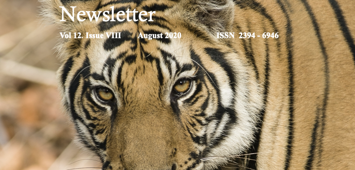 IndiaWilds Newsletter Vol. 12 Issue VIII ISSN 2394 – 6946 Download the full Newsletter PDF by clicking the below button – World Elephant Day brings no cheer for Elephants: World Elephant Day is celebrated on […]