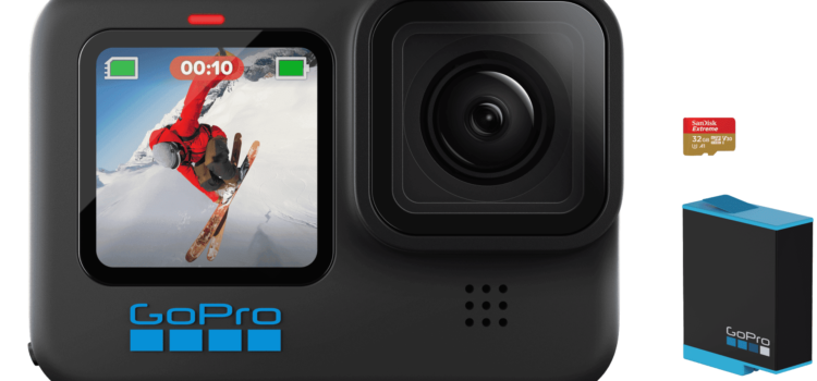 GoPro launches Hero10 Black camera with 5.3K 60p video GoPro has launched the Hero10 Black action camera with an improved GP2 processor which helps deliver 5.3K 60p video. The 4K video can now be shot […]