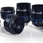 ZEISS CP.3 cine lens family