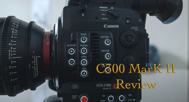 Canon C300 Review